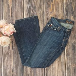 Miss Me, Marilyn Bootcut Jeans, Rinse, 26